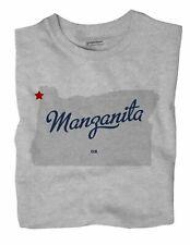 Manzanita Oregon OR Ore Oreg T-Shirt MAP