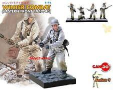DRAGON 1:35 WW2 GERMAN Soldier Diorama WINTER Combat Painted FIGURE MODEL CD_5