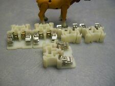 BUL 1492 Allen Bradley Fuse Block Style CE 10 amp 600v Lot of 5