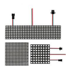 WS2812B LED Display Panel Full Color RGB Matrix Module Christmas Party Pixels 5V