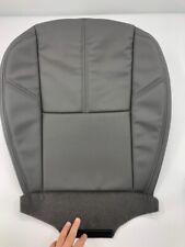 2007-2014 Silverado Work Truck Seat Cover Dark Titanium Gray-88V choose the side