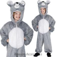 CK776 Bunny Rabbit Jumpsuit Book Week Girls Child Fancy Animal Costume