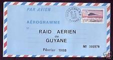 2235+ CONCORDE AEROGAMME RAID  AERIEN  DE  GUYANE