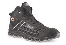 Jallatte Jalrei JNU29 S3 Safety Lace Up Mens Black Work Boots Midsole Toecap