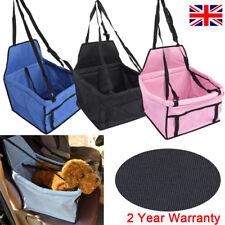 Folding Pet Dog Cat Car Seat Safe Travel Carrier Kennel Puppy Handbag Sided Bag