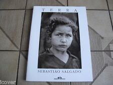 1997 TERRA Sebastiao Salgado Saramago Buarque Portuguese Photographs SC