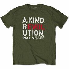 Official Paul Weller - A Kind Revolution - Men's Military Green T-Shirt