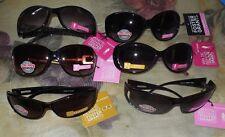 Foster Grant Sunglasses Ladies Wrap 1/2 Rim Rimless Frames 50 Styles You choose