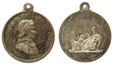 Médaille Mort de l'Archevêque DENIS AUGUSTE AFFRE. Juin 1848