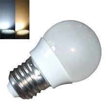 E27 40 Led = ópalo globo Pelota De Golf Bombilla 50W es Edison Tornillo Blanco Cálida/fría/día