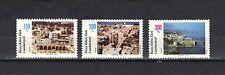 P4625  - CIPRO TURCA 1988 -  SERIE COMPLETA NUOVA** NICOSIA, FAMAGOSTA, KYRENIA