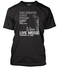 JOHNNY CASH inspired SAN QUENTIN, Herren T-Shirt