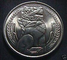 Singapore Large $1 Dollar MERLION Coin (1982)