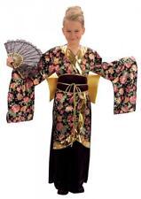 Girls Geisha Girl Chinese Japanese Lady fancy dress costume