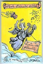 Marc-Edouard NABE - Loin des fleurs - RARE Edition Originale 1998 tirage limité