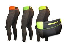 Damen Sporthose Jogginghose mit Tasche Fitnesshose Trainingshose 3 Farben 177