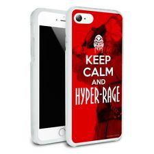 Farscape Keep Calm Hyper-Rage D'argo Hybrid Rubber Bumper iPhone 7 and 7 Plus