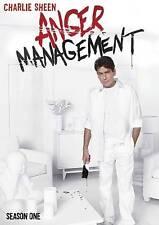 Anger Management: Season One 1 (DVD, 2013, 2-Disc Set)