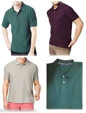 NUOVA linea uomo M&S Blue Harbour Cotone Rich IN PIQUET POLO T-shirt a manica corta TAGLIA S-XXL