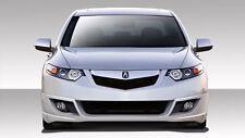 Duraflex Type M Front Bumper Lip Body Kit 1 Pc For Acura TSX 09-10 ed_