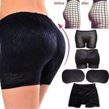 Lady Padded Full Butt Hip Enhancer Shaper Panties Fake Ass Underwear Shapewear @