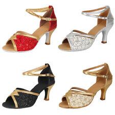 Zapatos de baile latinos del salón de baile de las mujeres Zapatos de baile1818