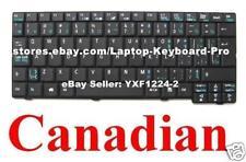 Acer Aspire ONE ZG5 ZG8 ZA8 KAV10 KAV60 Keyboard Clavier - Black - Canadian CA