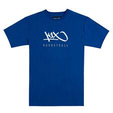 K1X Basketball - Hardwood Practice T-shirt MK3 - Bleu