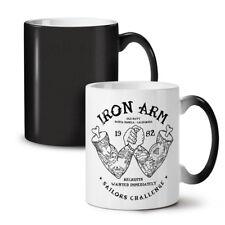 BRACCIO di Ferro Marinaio SPORT NUOVO colore modifica Tè Tazza Da Caffè 11 OZ (ca. 311.84 g) | wellcoda