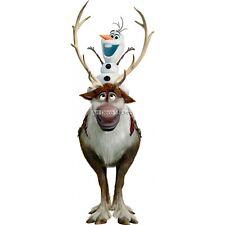 Sticker enfant Olaf frozen la reine des neiges 15130 15130