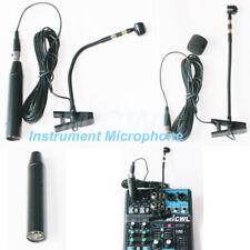 e900 Pro Condenser Instrument Microphone Cardioid Mic for AKG XLR Phantom Power