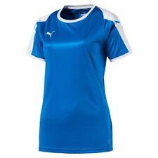 Puma Womens Ladies Sport Football Soccer Jersey Shirt Short Sleeve Top Crew  Neck d2b6a1db9c