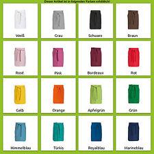 6 Schürze Vorbinder  freie Farbwahl Schürze Bistroschürze TOP-Qualität Bunt