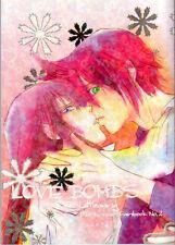 "D.Gray-man YAOI doujinshi Lavi x Kanda ""Love Bombs"" by Littlewing"