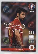 2016 Panini Adrenalyn XL UEFA Euro #114 Diego Costa Rookie Soccer Card