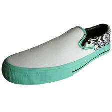 Vision Street Wear Womens Aztec Slip On Skate Shoe