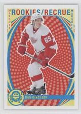 2013-14 O-Pee-Chee Retro Blank Backs #DAKE Danny DeKeyser Detroit Red Wings Card