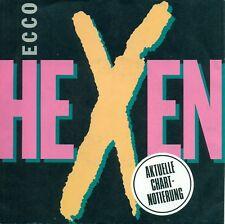"""ECCO - HEXEN / HEXEN-HINTERGRUND 7"""" SINGLE (S7715)"""