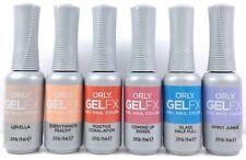 Orly GelFX NAIL POLISH- RADICAL OPTIMISM 2019 - Choose Any Color 0.3oz/9mL