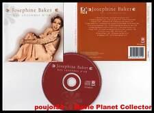 """JOSEPHINE BAKER """"Les Légendes d'Or"""" (CD) Revoir Paris 2001"""
