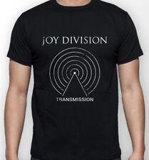 JOY DIVISION Transmission Inspired Vintage-look T Shirt Black S-5XL