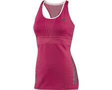 New Adidas Supernova Running Vest Top Ladies Womens Gym Training Fitness T-Shirt
