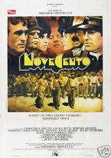 1900 Robert De Niro vintage movie poster #1