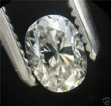 Egl-usa CERT 0,35 CT taglio OVALE Diamond G SI-1 molto bello taglio