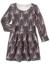 NWT Gymboree Starry Night Star Eiffel Tower dress 4,5,6,7,8 Girls