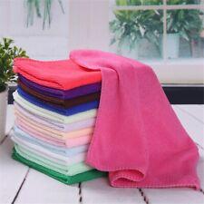 20pcs multi-couleur douce Fibre Serviette de bain / Nettoyage débarbouillette Fr