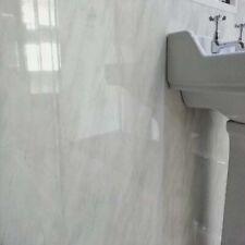 Red M etallic  5mm  Bathroom PVC Cladding Plastic Shower Wall Panels wet wall Tapety