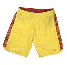 Women's Beach Board Shorts Oakley New Size 10 / 12 (Lemon Drop)