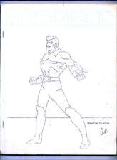1971 Science Fiction fanzine APA-L #295, Captain Marvel