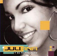 FREE US SHIP. on ANY 2+ CDs! ~Used,Good CD JULIANA CON SU MAMBO DURO: Juliana